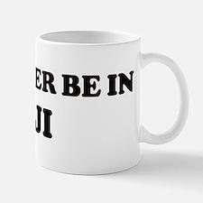 Rather be in Fiji Mug