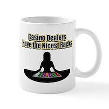 Dealers have the Nicest Racks Mug