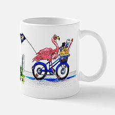 Key West Flamingo Mug