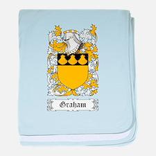 Graham baby blanket