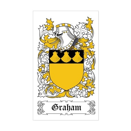 Graham Sticker (Rectangle)