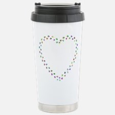 Prismatic Rainbow Travel Mug