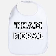 Team Nepal Bib
