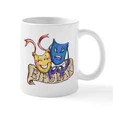 Bipolar Warning Label. mug