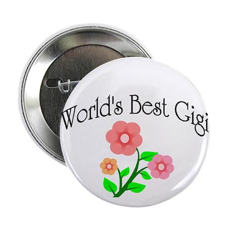 "Happy Gigi 2.25"" Button (100 pack)"