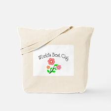 Happy Gigi Tote Bag