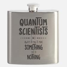 Quantum Scientist Flask