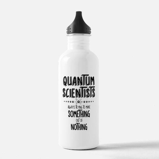 Quantum Scientist Water Bottle