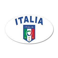 Forza Italia Wall Decal