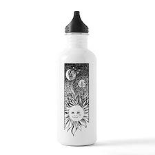 sun & moon Water Bottle