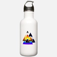 3 Times The Pride Water Bottle