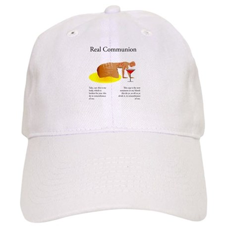 Real Communion Cap