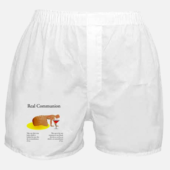 Real Communion Boxer Shorts