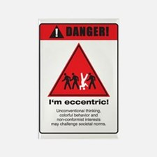 Eccentric Rectangle Magnet (10 pack)