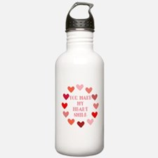 Heart Smile Water Bottle