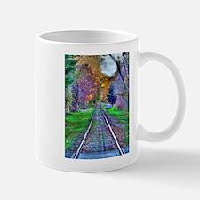 Off the Track Mug