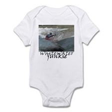 Whitewater Junkie Infant Creeper