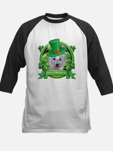 Happy St. Patrick's Day Westie Tee