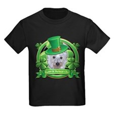 Happy St. Patrick's Day Westie T