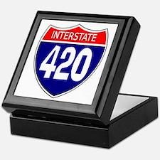 Interstate 420 Stash Box