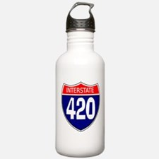 Interstate 420 Water Bottle