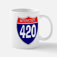 Interstate 420 Mug