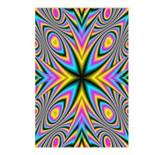 Really Psychedelic Postcards (Package of 8)