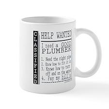 Unique Sexy plumber Mug