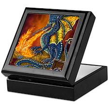 Dragon's Treasure Keepsake Box