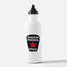 Niagara Regional Police Water Bottle