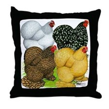 Cochin Assortment Throw Pillow