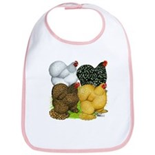 Cochin Assortment Bib