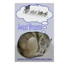 Sweet Dreams Postcards (Package of 8)