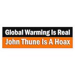 Global Warming? John Thune Is A Hoax