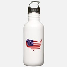Communist California Water Bottle