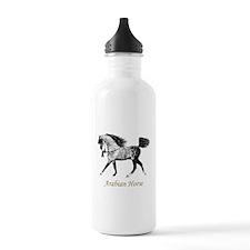 Arabian Horse Water Bottle