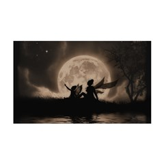 Stargazing Fairy 38.5 x 24.5 Wall Peel
