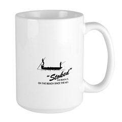 Stoke Fishing Charters Mug