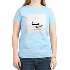 Stoke Fishing Charters Women's Light T-Shirt