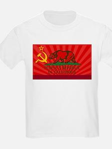 P.R.O.C. Flag T-Shirt