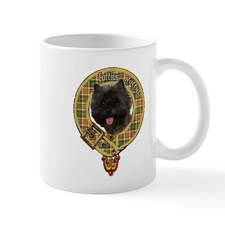 Cairn Terrier Crest Mug