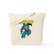 SPIRALMIND Hero Character Tote Bag