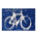 Bicycling Postcards (Package of 8)