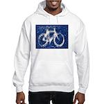 Bicycling Hooded Sweatshirt