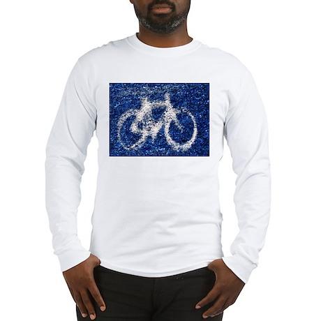 Bicycling Long Sleeve T-Shirt
