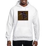 Ye Olde Itchy & Scratchy Drag Hooded Sweatshirt