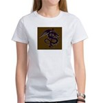 Ye Olde Itchy & Scratchy Drag Women's T-Shirt