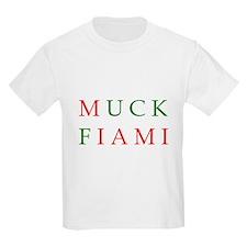 Muck Fiami Kids T-Shirt