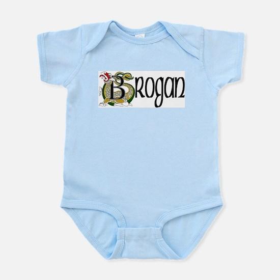 Brogan Celtic Dragon Infant Bodysuit