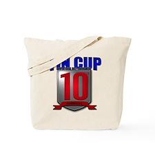 2011 Tin Cup Tote Bag